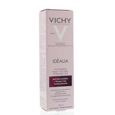 Vichy Idealia antioxidant lifting serum