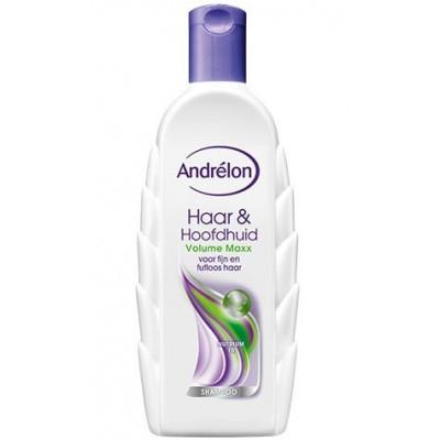 Andrelon Shampoo haar en hoofdhuid volume max