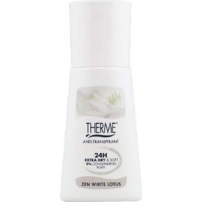 Therme Anti transpirant roller zen white lotus