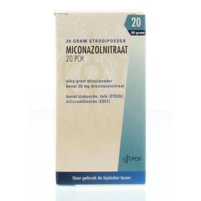 Miconazolnitraat poeder