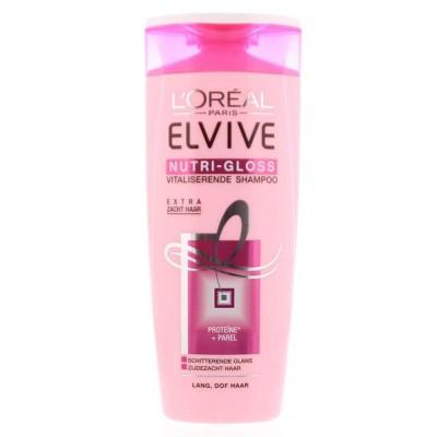 Loreal Elvive nutrigloss vitaliserende shampoo