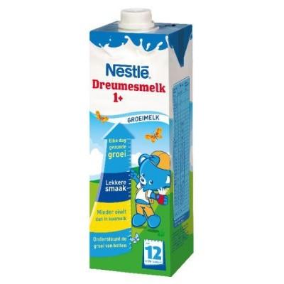 Nestle Dreumesmelk 1+ vloeibaar