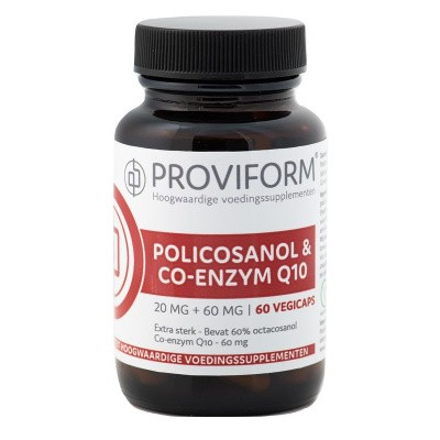Proviform Policosanol 20 mg Q10 60 mg
