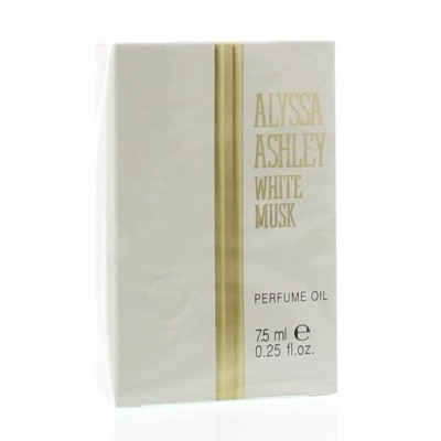 Alyssa Ashley White musk perfume oil