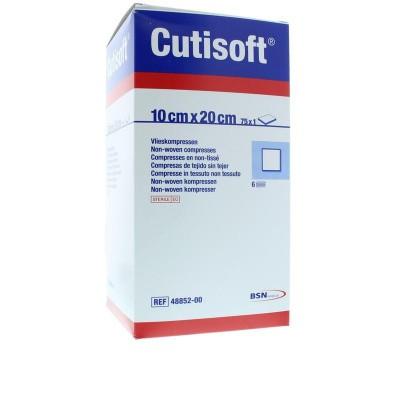 Cutisoft Cotton steriel 10 x 20 cm