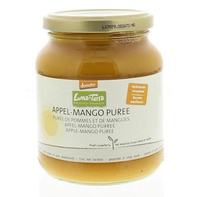 Lunaeterra Appel-mango puree