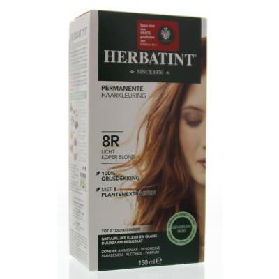 Herbatint 8R Light copper blonde