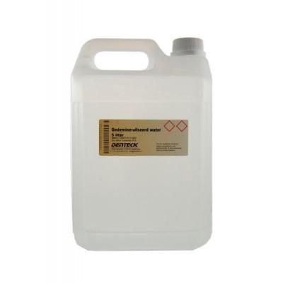 Denteck Gedemineraliseerd water