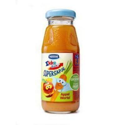 Nestle Supersapje appel wortel