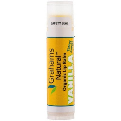 Grahams Organic lipbalm vanille