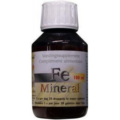 Herborist FE IJzer mineral ion