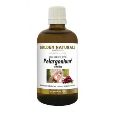 Golden Naturals Pelargonium