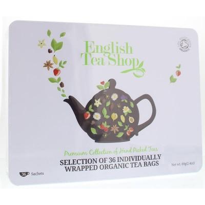 English Tea Shop Cadeaublik premium 36 zakjes
