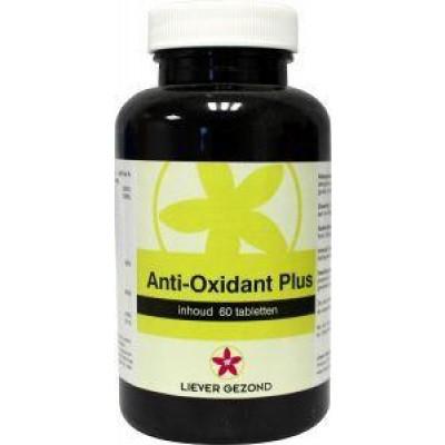 Liever Gezond Anti oxidant plus