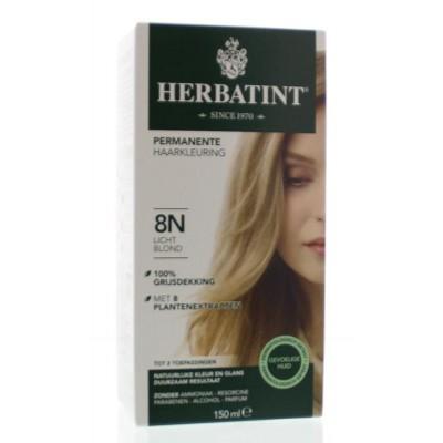 Herbatint 8N Light blonde