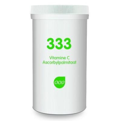 AOV 333 Vitamine C ascorbyl palmitaat