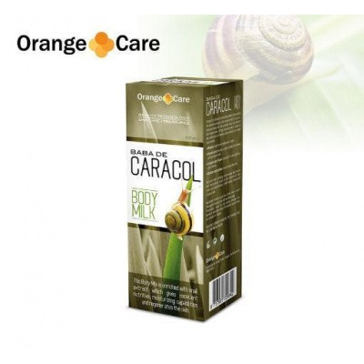 Orange Planet Baba de caracol slakken bodymilk