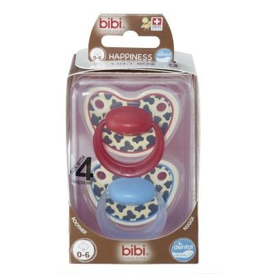 Bibi Happiness tiger swiss 0-6 maanden