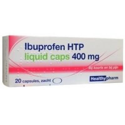 Healthypharm Ibuprofen 400 mg liquid