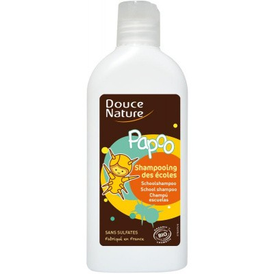 Douce Nature Shampoo papoo school