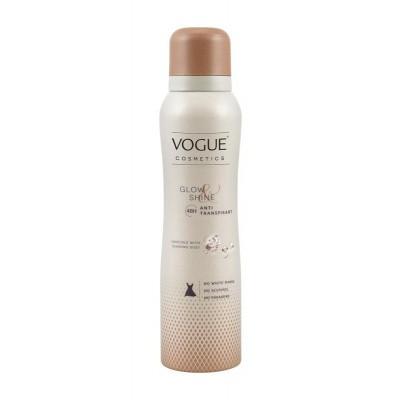 Vogue Cosmetics Anti transpirant glow & shine