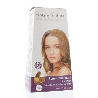 Tints Of Nature Semi-permanent golden blond