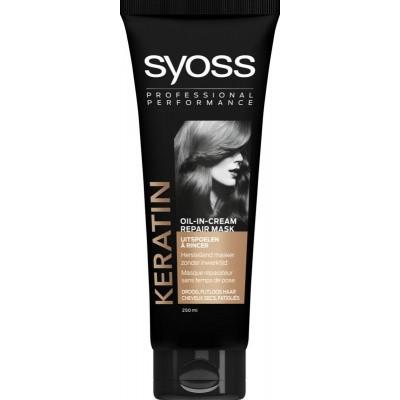 Syoss Keratin oil-in cream haarmasker