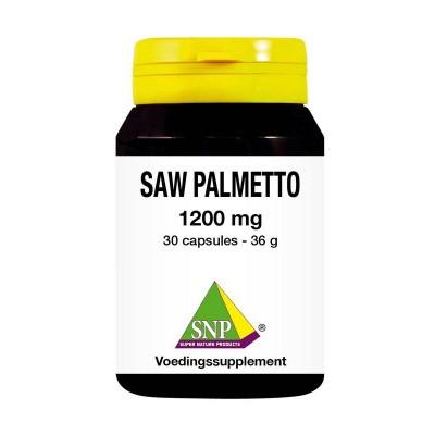 SNP Saw palmetto 1200 mg