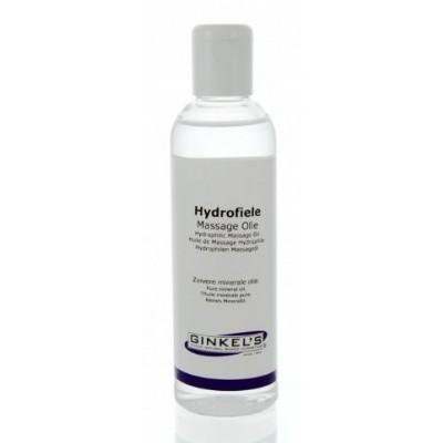 Ginkel's Hydrofiele massage olie