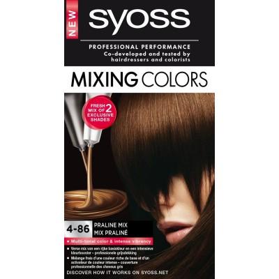 Syoss Mixing Colors 4-86 praline mix