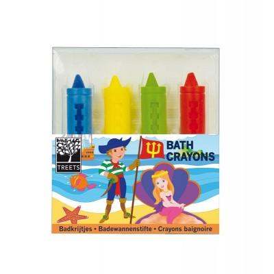 Treets Bath crayons