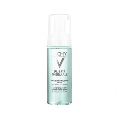 Vichy Purete thermale reinigingswater schuimende mousse