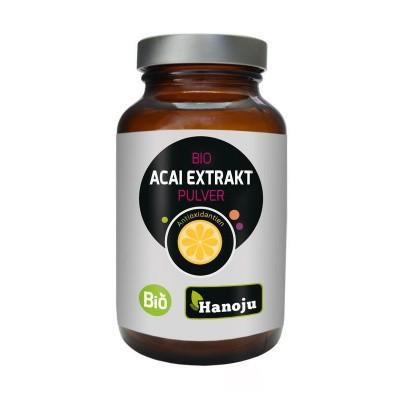 Hanoju Bio acai extract