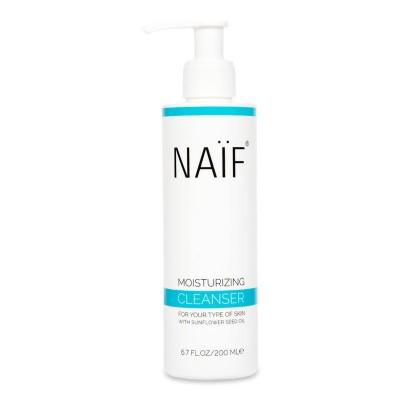 Naif Moisturizing cleanser
