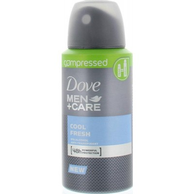 Dove Deodorant compressed men+ care cool fresh