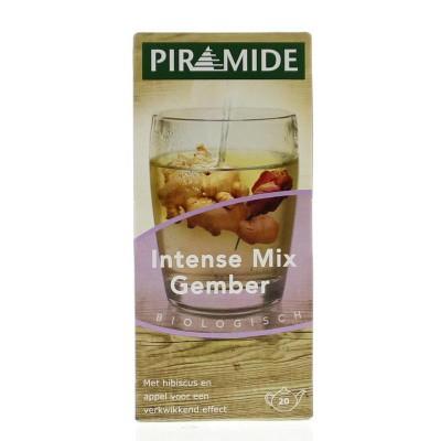 Piramide Intense mix gember thee