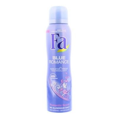 FA Deodorant spray blue romance