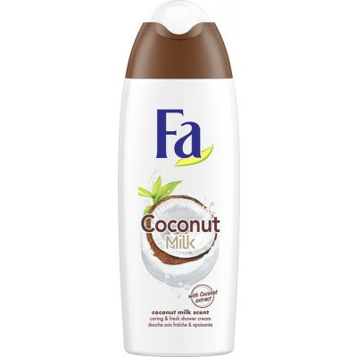 FA Douchegel coconut milk