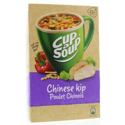 Cup a Soup Chinese kippensoep