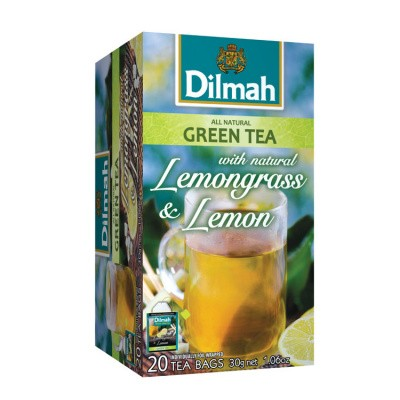 Dilmah Lemongrass green tea