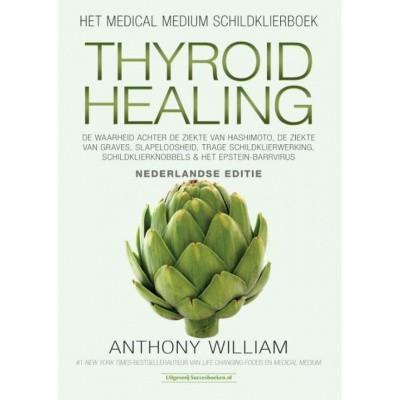 Succesboeken Thyroid healing Nederlands