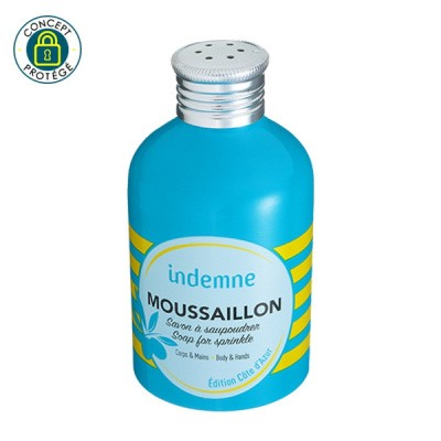Indemne Mousaillon poeder zeep bio