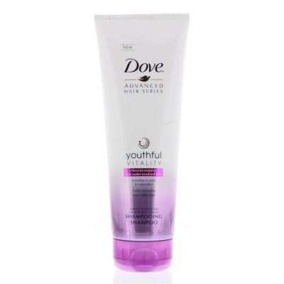 Dove Shampoo youthful vitality