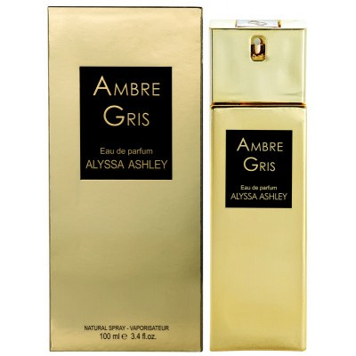 Alyssa Ashley Ambre gris eau de parfum