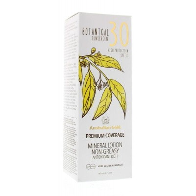 Australian Gold Botanical lotion SPF30