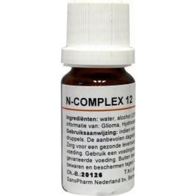 Nosoden N Complex 12 gliom