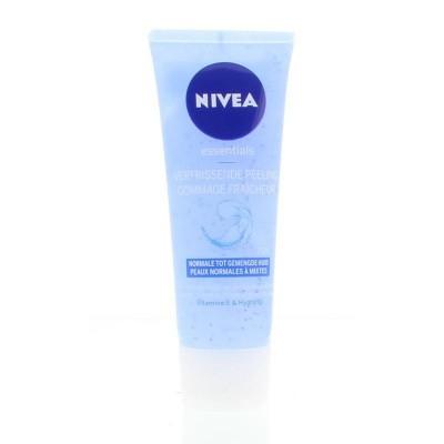 Nivea Visage essential peeling normale/gemengde huid