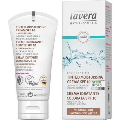Lavera Getinte dagcreme/moisturising cream medium
