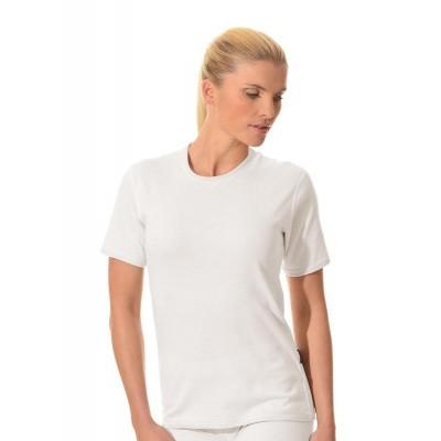Best4body Verbandshirt wit korte mouw XXXL