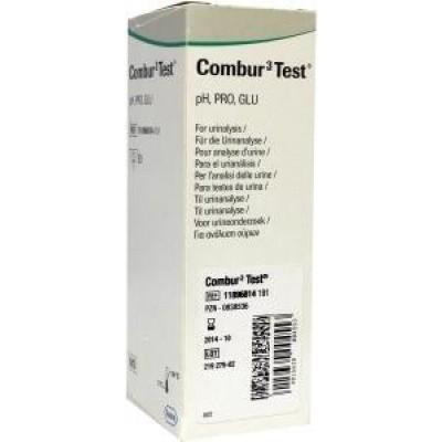 Roche Combur 3 teststrips